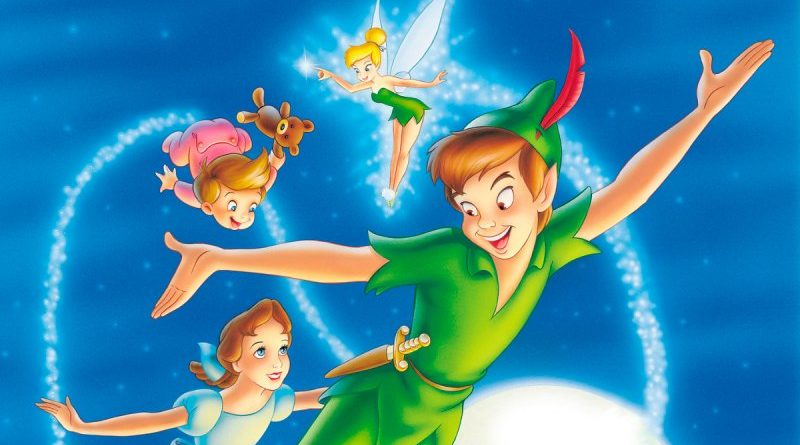 cuento peter pan
