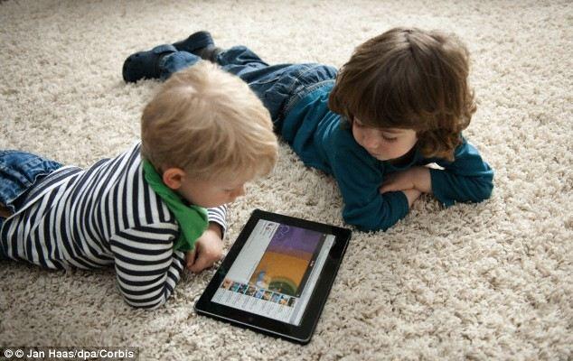 adiccion-tecnologias niños