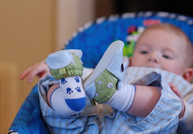 calzado bebe ninos